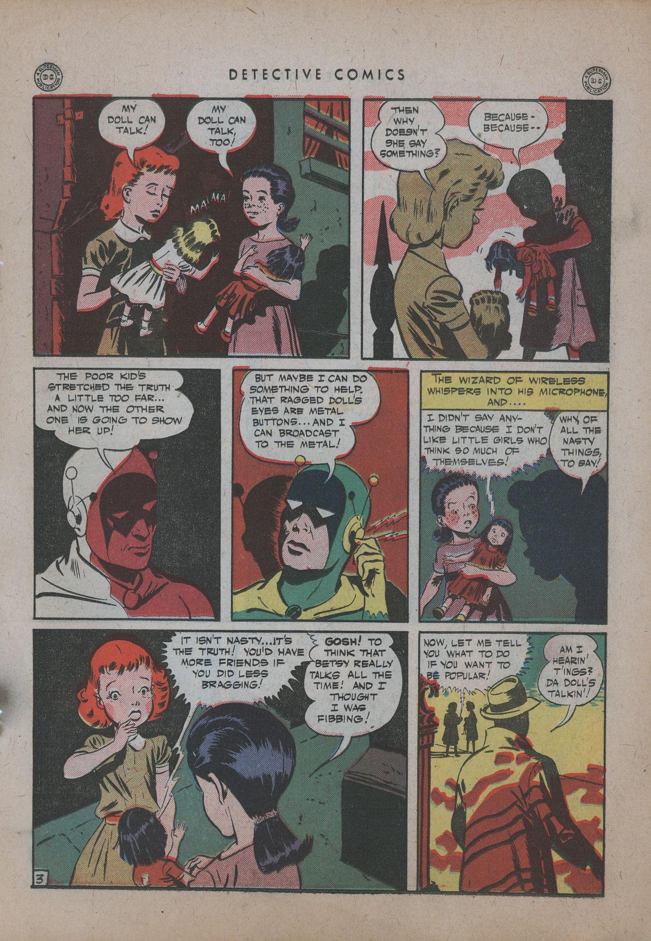 Read online Detective Comics (1937) comic -  Issue #101 - 27