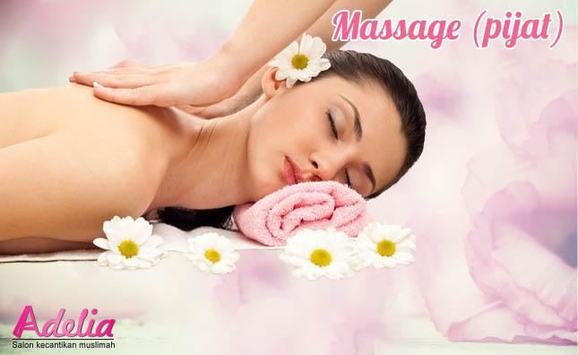 Perawatan Pra Nikah Pijat Massage