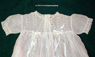 Belair family christening gown