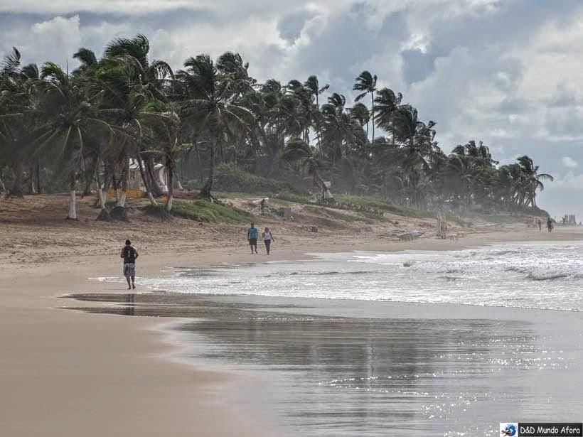 O que fazer em Salvador (Bahia) - Praia do Flamengo