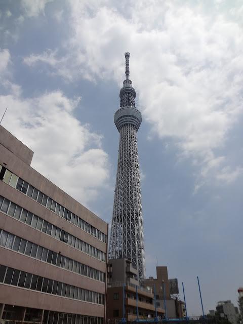 Torre Tokio Skytree