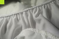 Bund: MESANA Premium Matratzen-Schoner | Größe: 140x200 cm, Höhe: 27cm | weiß aus Soft Touch Microfaser | 100% Polyester | Matratzen-Auflage auch für Ihr Boxspring-Bett und Wasserbett | Unter-Bett