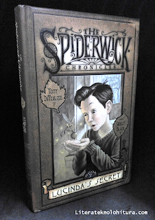 spiderwick lucinda's secret front cover