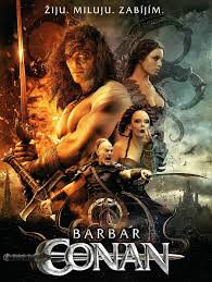 Người Hùng Barbarian - Conan the Barbarian (2011)
