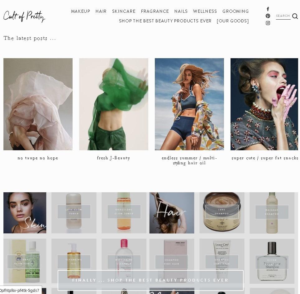 kak-nachat-beauty-blog-sajt-cultofprettycom-skrinshot