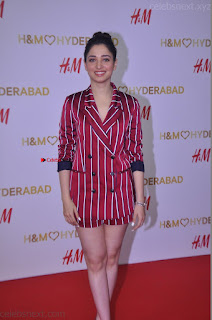 Tamannah Bhatia Exclusive in Red Blazer and Red Shorts Spicy Pics ~  Exclusive 035.JPG