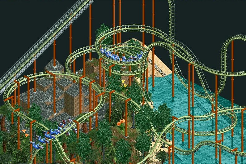 Rollers: Roller Coaster Tycoon 2