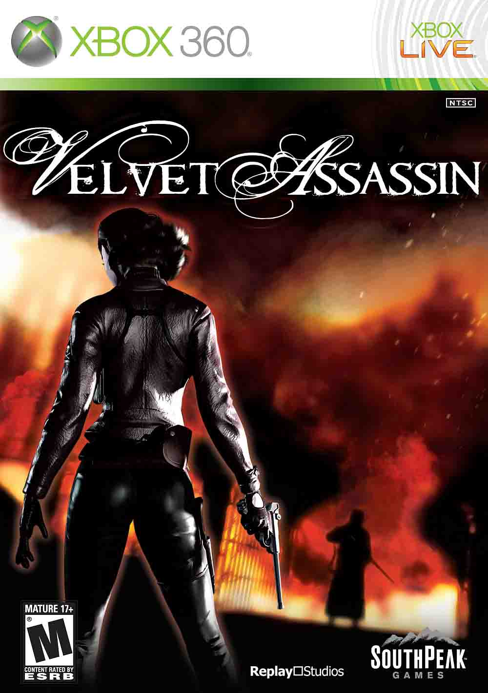 Velvet Assassin Legendado PT-BR (JTAG/RGH) Xbox 360 Torrent