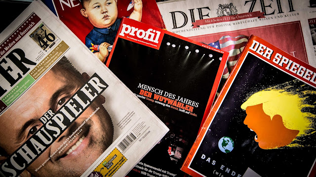 Medien: Berichterstattung & Information - oder Manipulation & Volks-Umerziehung?