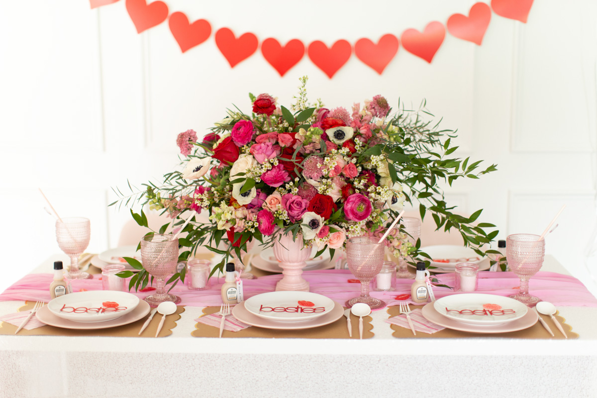 Galentine's Day Party by The Celebration Stylist