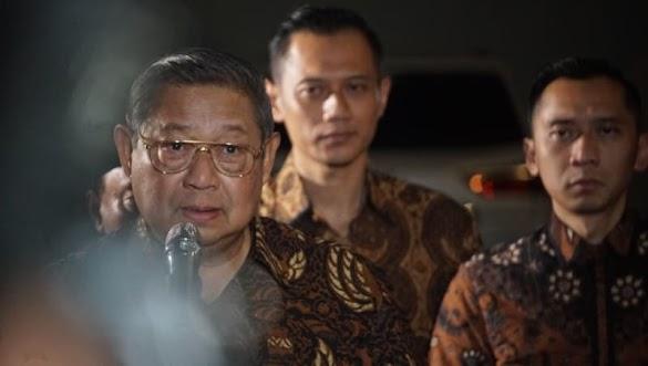 SBY Peringatkan Ngabalin: Saya Bukan Bawahan Jokowi, Hati-hati Bicara