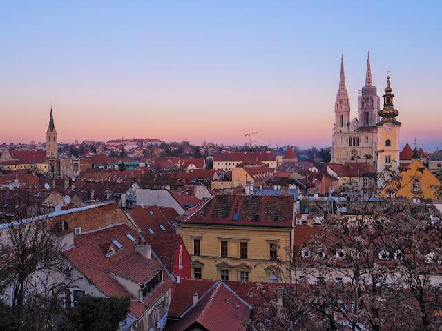 Zagabria Città Alta