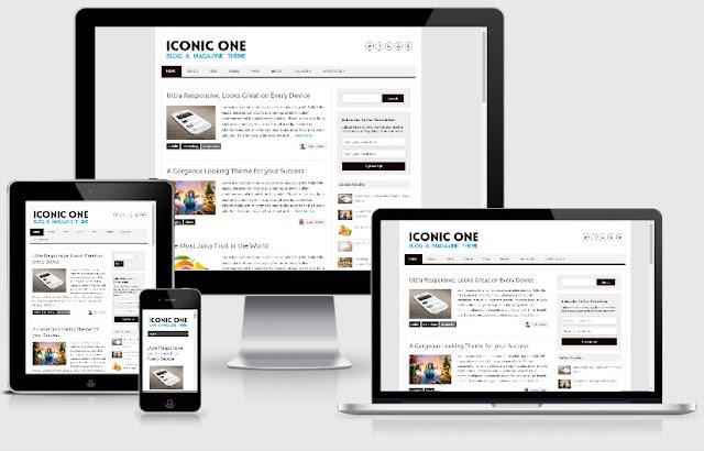 Free Tema WordPress dari Evanto yang Memiliki Desain Premium