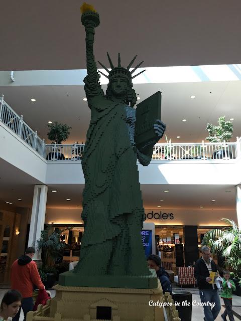 LEGO Statue of Liberty - Lego Americana Roadshow