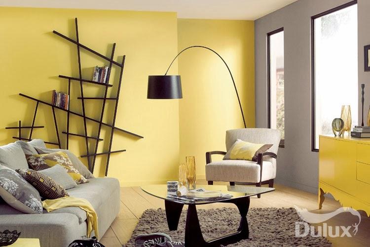 Ruang Tamu Kuning