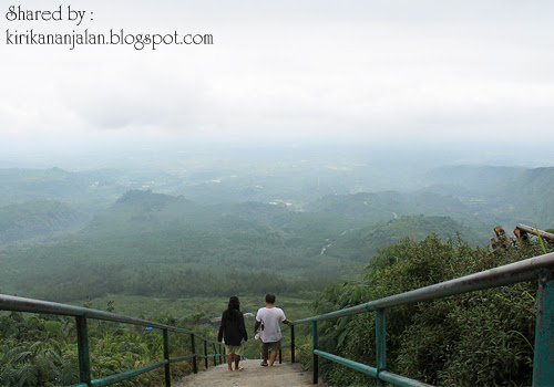 Tentang Keindahan Alam Objek Wisata Gunung Galunggung Tasikmalaya