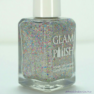 glam polish never grow up swatch