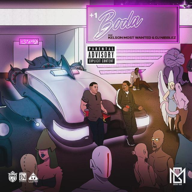GM - + 1 Boda (Feat. Kelson Most Wanted & DJ Nibblez)