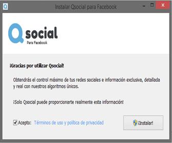 Qsocial descubre quien visita tu perfil en Facebook