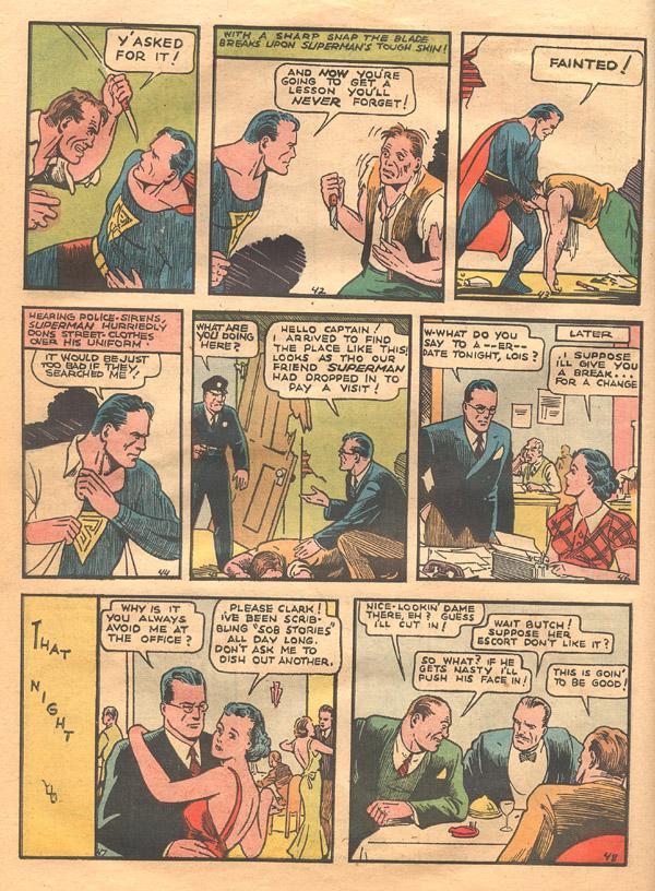 Action Comics (1938) 1 Page 7