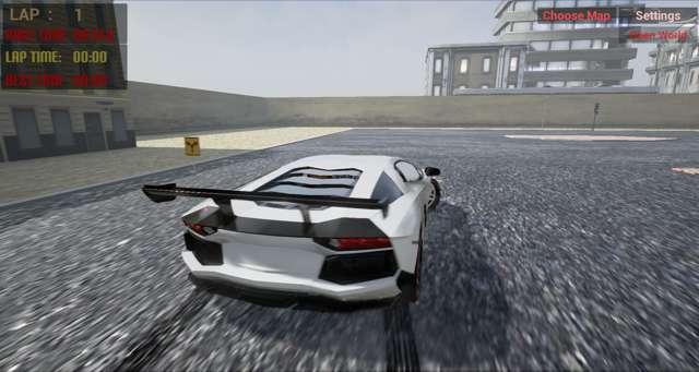 Nash Racing PC Full