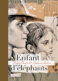 """ENFANT D'ELEPHANTS"" - Ed. Elytis - 2014"