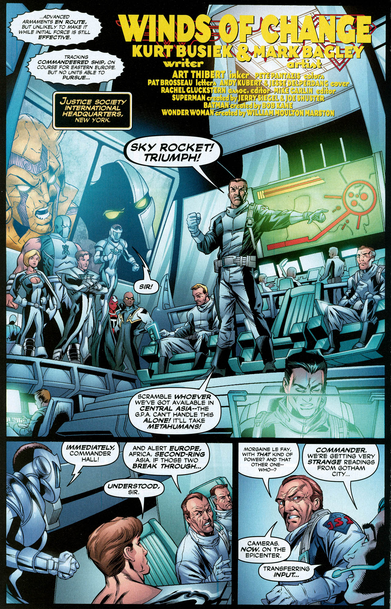 Read online Trinity (2008) comic -  Issue #22 - 18