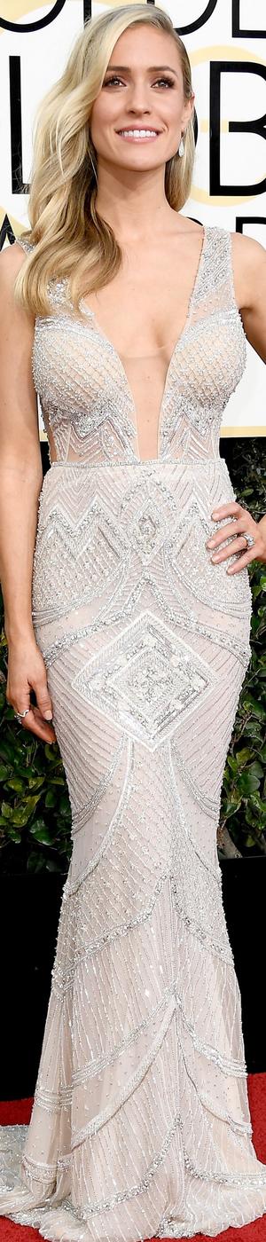 Kristin Cavallari 2017 Golden Globes