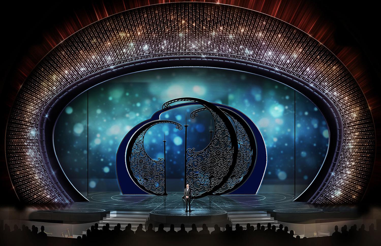 First Look Derek Mclane Previews 2017 Art Deco Oscars