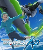 Eureka Seven AO Final Episode: One More Time