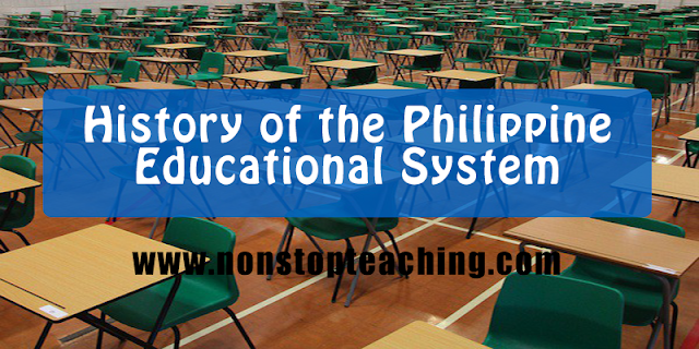 History of the Philippine Educational System