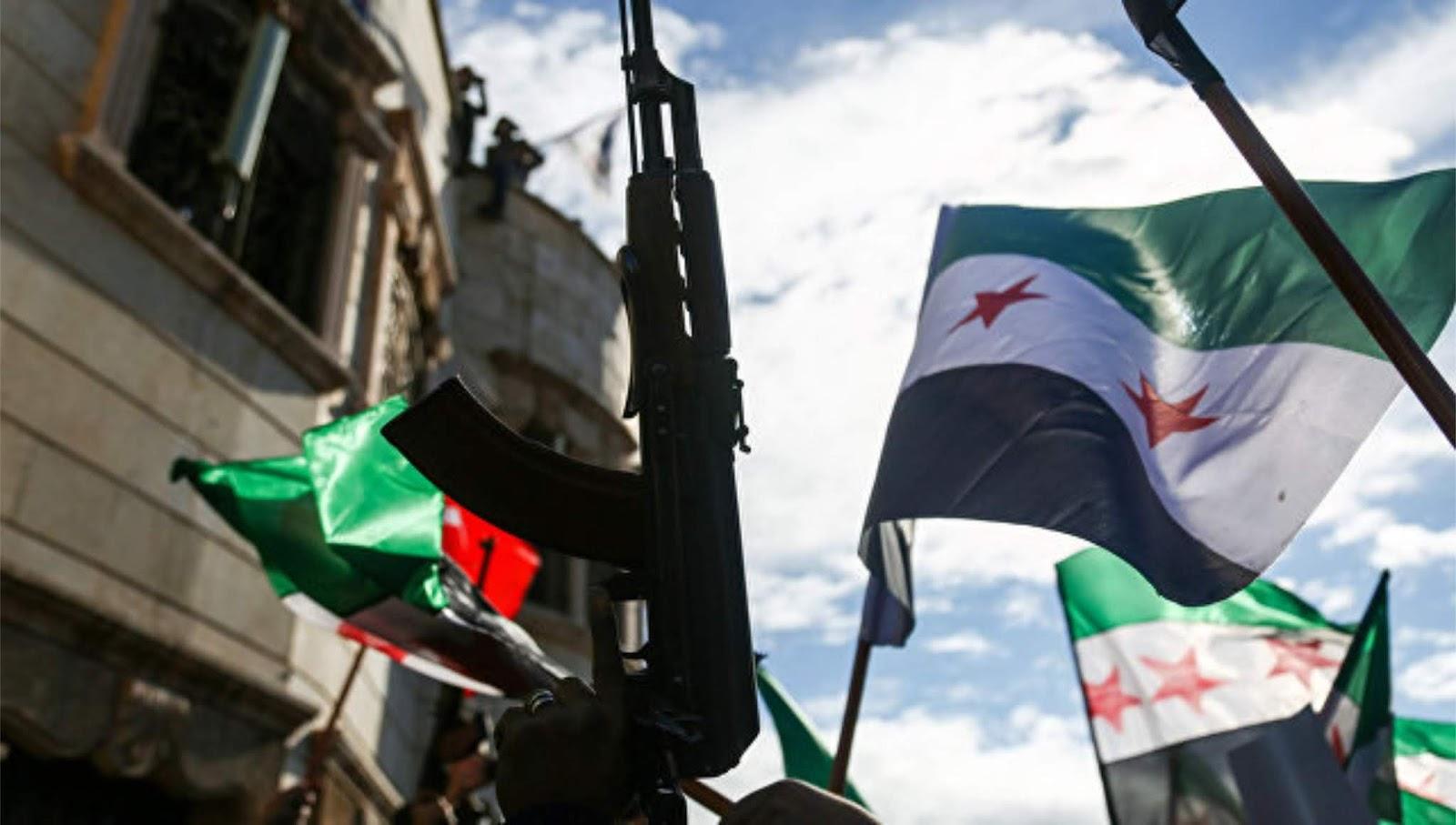 Israel diam-diam mensponsori pemberontak Suriah