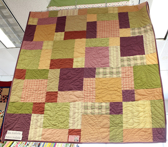 Woolies Flannel quilt