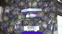From Netherland, Brussels Sprouts Purple A