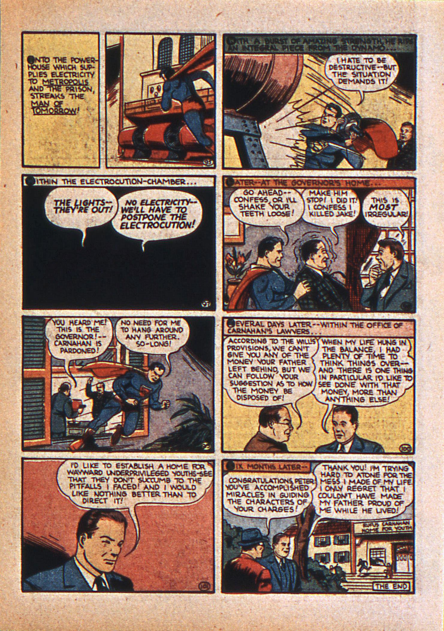 Action Comics (1938) 24 Page 15