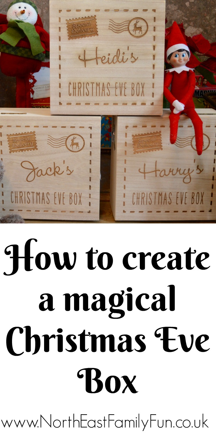 How to create a magical christmas eve box north east
