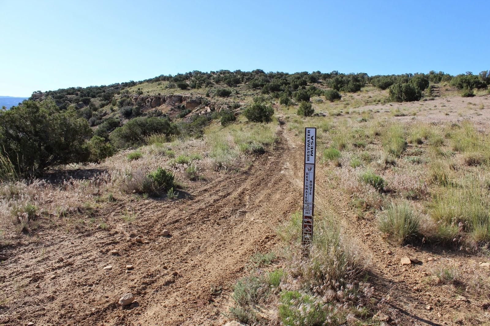 gjhikescom Westwater Mesa Loop