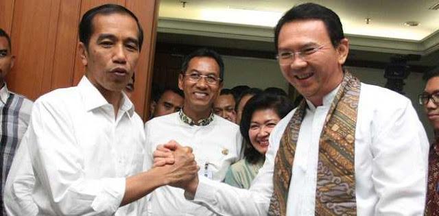 Ahok Gantikan Maruf, Jokowi Bisa Jatuh Di Tengah Jalan