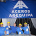 ACEROS AREQUIPA: DESARROLLA CAPACITACIÓN GRATUITA SOBRE CARPINTERÍA METÁLICA EN COMAS