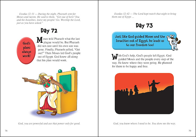 Day 72 and 73 devotion.