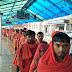 दुमका : दिन गुरुवार को 54, 062 श्रद्धालुओं ने बाबा वासुकिनाथ का जलाभिषेक किया