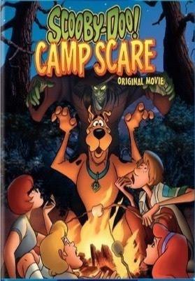 Poster do filme Scooby-Doo! Acampamento Assustador