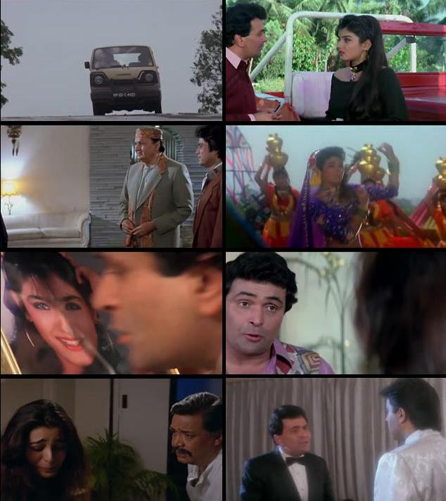 Saajan Ki Baahon Mein 1995 Hindi 720p HDRip