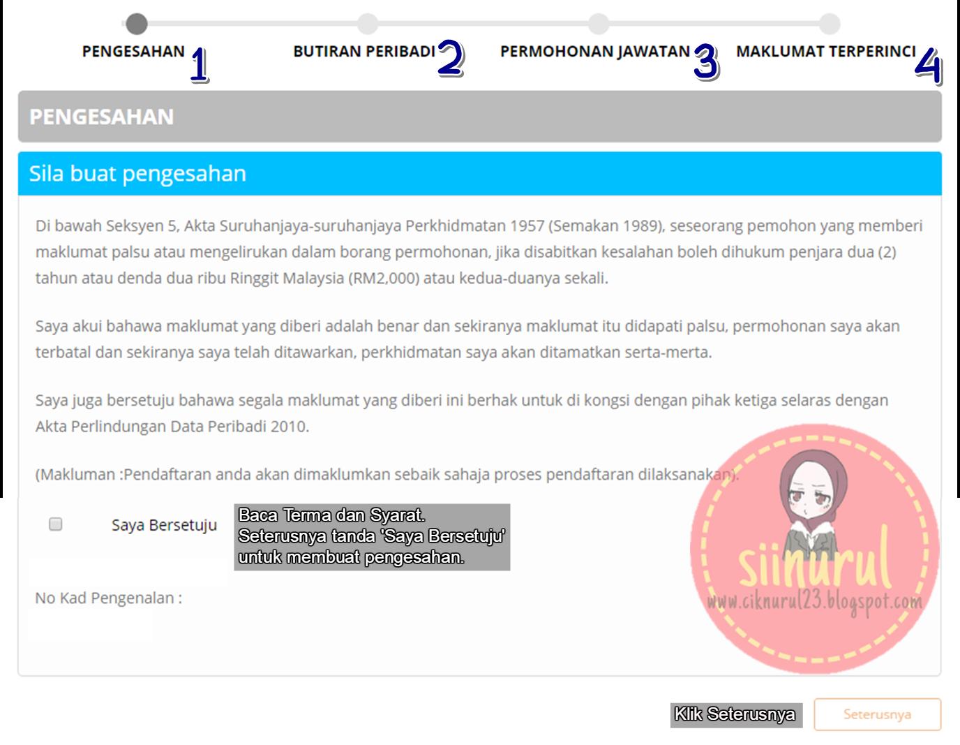 Myspp Cara Daftar Semakan Permohonan Myssp 2020 Tutorial Portal Malaysia