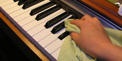 5 cách bảo quản đàn piano điện đúng cách nhất hiện nay
