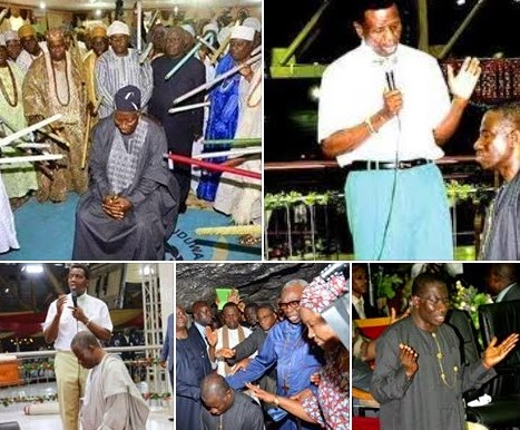gej ritual prayers win election