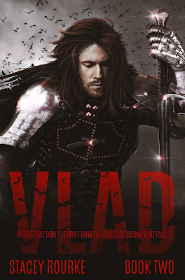 Front cover image of VLAD (VEILED #2) by Stacey Rourke