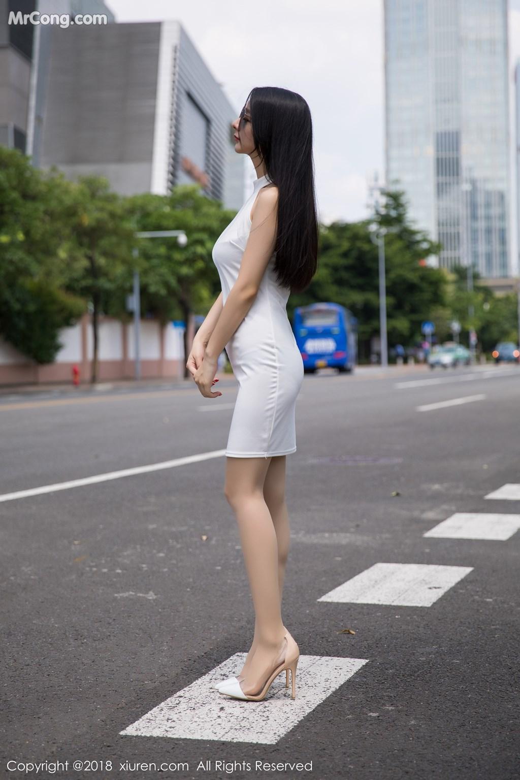 Image XIUREN-No.1149-Xiao-Reba-Angela-MrCong.com-007 in post XIUREN No.1149: Người mẫu Xiao Reba (Angela小热巴) (77 ảnh)