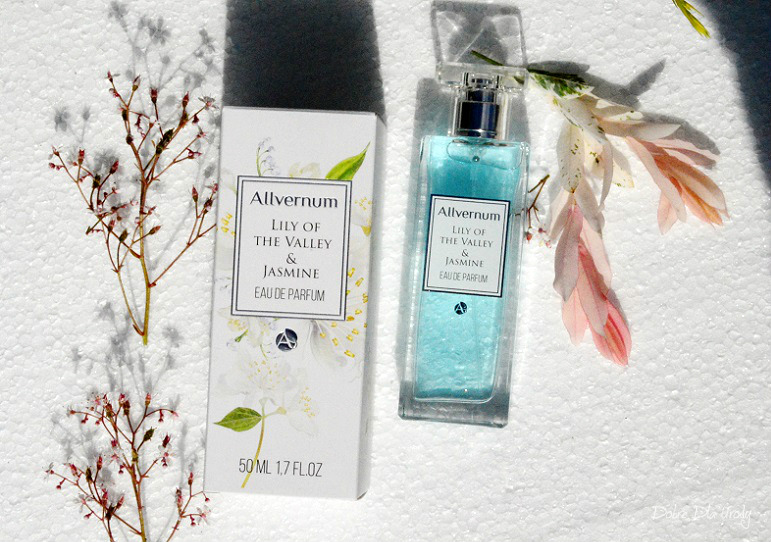 Woda perfumowana LILY OF THE VALLEY & JASMINE Allvernum Grasse Collection