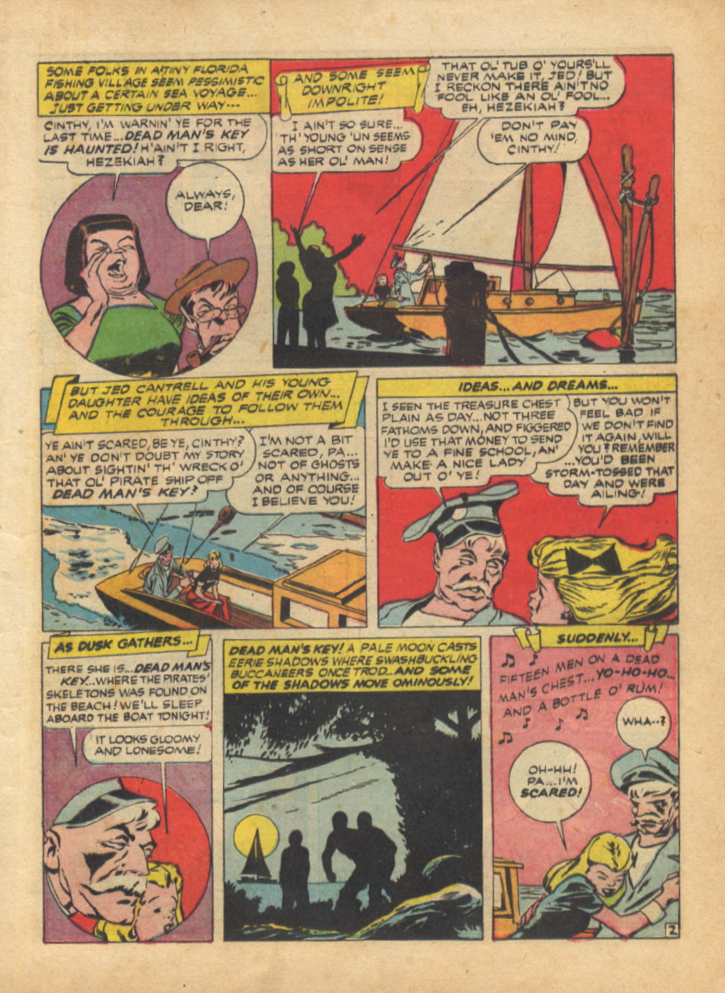 Read online Action Comics (1938) comic -  Issue #64 - 17